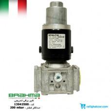 شیر گاز تدریجی EG30*L.2 برهما Brahma - اتصال 1 اینچ