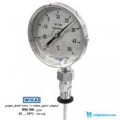 ترمومتر تمام استیل ویکا WIKA مدل R52.100