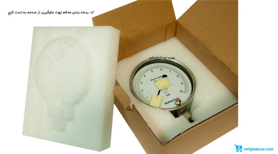 تست گیج InstruMate مدل Test Gauge 332.50