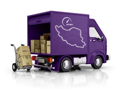 ارسال سفارشات رفیق ابزار به سراسر کشور